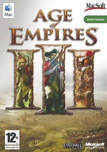 Jeux Age of Empires III Apple Mac OS X Strasbourg