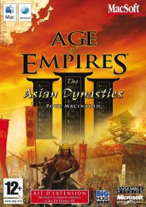 Jeux Age of Empires III The Asina Dynasties Apple Mac OS X