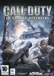 Jeux Call of Duty La Grande Offensive Apple Mac OS X