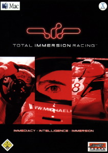 Jeux total Immersion Racing Mac OS X
